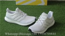Adidas Ultra Boost M Unisex Core White Black S77416