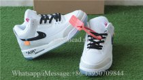 Off White x Air Jordan 3 Retro White