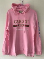 Gucci Pink Cotton Hoodie