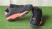 Clot x Air Jordan 13 Low Black Infrared