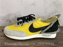 Undercover x Nike Daybreak Yellow Black Grey Suede