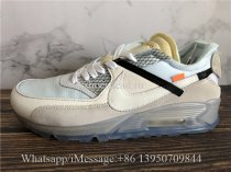 Off White x Nike Air Max 90 Lce 10X
