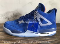 Air Jordan 4 Florida Gators PE Game Royal Blue