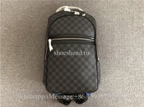Original Louis Vuitton Backpack Michael NM Damier Graphite Noir