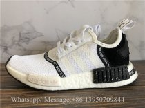 Real Boost Adidas NMD R1 Cloud White Core Black EF3326
