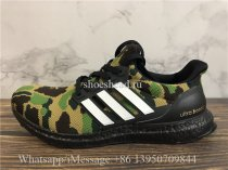 Real Boost Adidas Ultra Boost Bape Camo Green