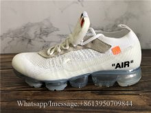 Off White x Nike Air VaporMax 2.0 White