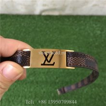 Louis Vuitton Brown Bracelet
