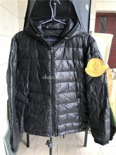 Moncler Genius Oversized Black Down Jacket