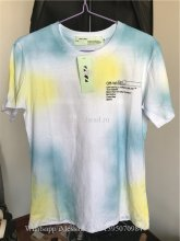 Off White Multicolor Shirt