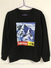 Supreme The North Face Sweatshirt Black
