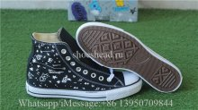 Converse BT21 x Chuck Taylor All Black Star High Top Sneaker