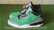 Air Jordan 3 Oregon Ducks Tinker Hatfield PE