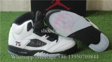 Air Jordan 5 Retro BCFC White PSG Friend&Family