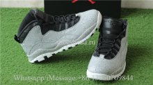 Air Jordan 10 Retro Light Smoke