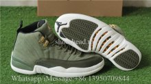 Authentic Air Jordan 12 Graduation Pack