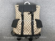 Gucci Soft GG Supreme Monogram Backpack