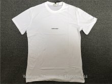 Saint Laurent White T-shirt
