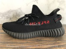 Perfect Version Adidas Yeezy Boost 350 V2 Black Bred