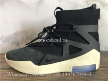 Nike Air Fear Of God 1 Black Sneaker Boots