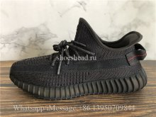Super Quality Yeezy Boost 350 V2 Black Lace Reflective FU9006