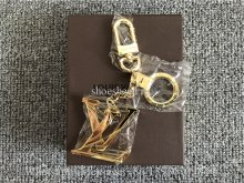 Louis Vuitton Golden Keychain