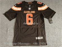 Cleveland Browns Football Jersey #6 Mayfield