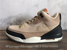 Authentic Air Jordan 3 Retro JTH NRG Bio Beige