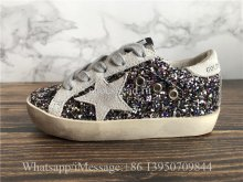 Kid Golden Goose GGDB Superstar Sneaker