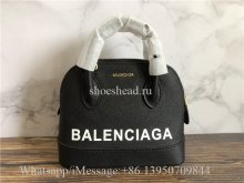 Balenciaga Ville Top Handle XXS Calfskin Bag