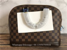 Original Quality Louis Vuitton Damier Alma BB Cross Body Handbag N41221
