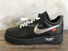 Off White x Nike Air Force 1 '07 Virgil Moma