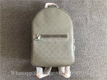 Original Quality Louis Vuitton Monogram Titanium Backpack