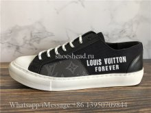 Louis Vuitton Forever Tattoo Low Top Sneaker