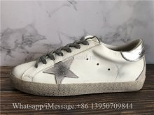 GGDB Golden Goose Super Star Sneaker White