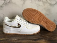 Super Quality Travis Scott x Nike Air Force 1 Low White