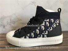 Dior Walk Oblique Technical Mesh Low Top Sneaker
