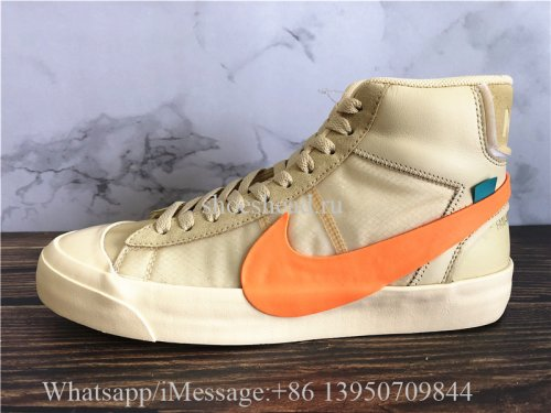 US$ 150 Off White x Nike Blazer All Hallows Eve m