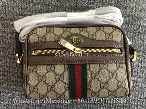 Gucci Ophidia Mini ShoulderCrossbody Bag