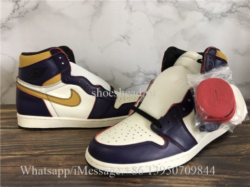 Super Quality Nike SB x Air Jordan 1 Retro High OG La To Chicago