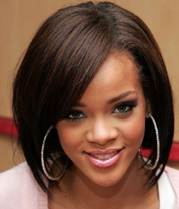 Ladystar 12 Bob Wigs With Bangs Wigs For African American Women The Same As The Hairstyle In Picture