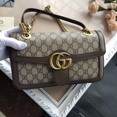 GG Medium Marmont Shoulder Bag 446744