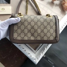 Gucciss GG Small Marmont Shoulder Bag 446744