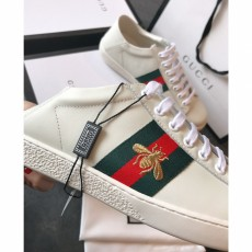 Men Women Gucciss Leather Sneakers Shoes 35-44