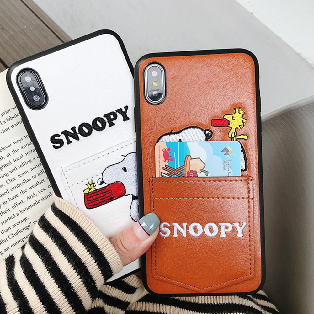SNOOPY COOL IN POCKET iphone case