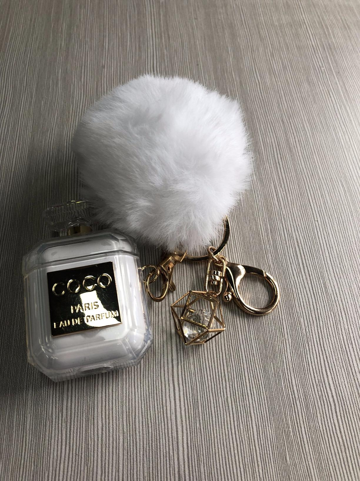 Buy Coco Perfume Bottle Wireless Bluetooth Headset Cover For Apple