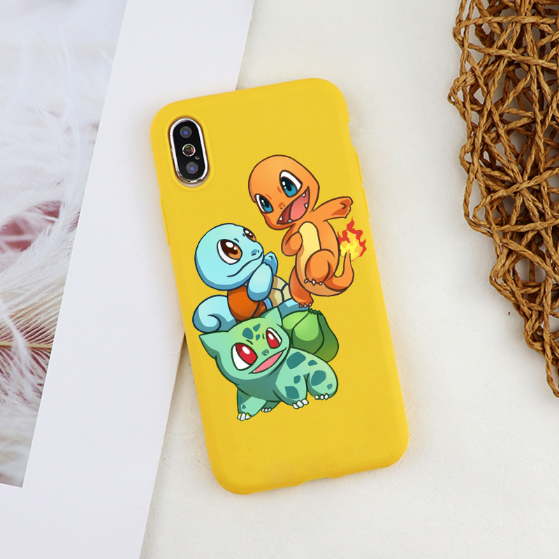 iPhone X iPhone XS case Pocket Monster
