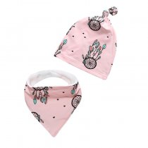 Hot Selling Baby Accessories 2 Piece Sets Baby Bibs