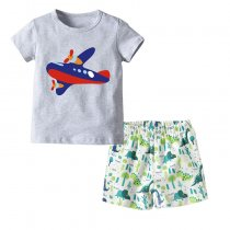 Fashion Kids Clothes Casual Boys Summer Clothing Sets