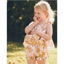 Little Girls Summer Boutique Clothing Kids Short Sets